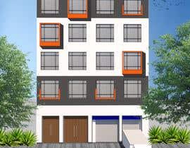 #57 cho Mexico City Building Facade bởi sundaralakshmi55