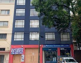 #4 cho Mexico City Building Facade bởi ErickML88