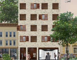 #41 cho Mexico City Building Facade bởi gaurimore