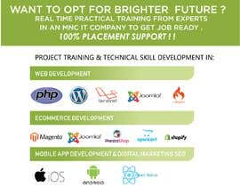 #3 for flyer design for training course by talha102