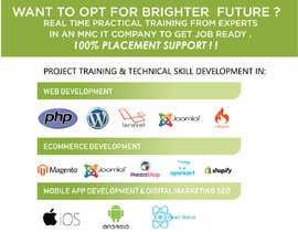 #3 untuk flyer design for training course oleh talha102