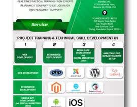 #7 untuk flyer design for training course oleh koushiksarkarbd