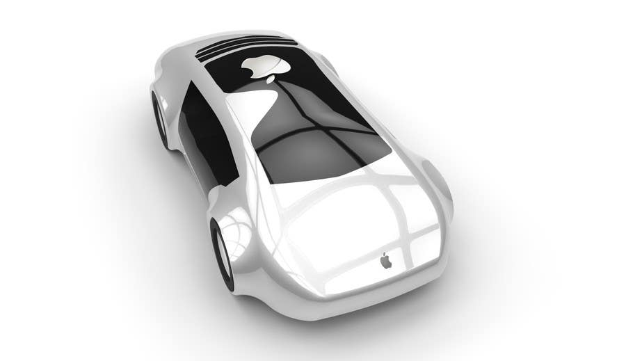 Contest Entry #                                        71                                      for                                         Create a design for the rumored Apple Electric Car