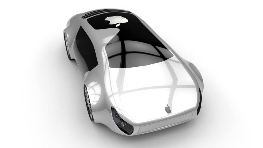 Contest Entry #                                        84                                      for                                         Create a design for the rumored Apple Electric Car