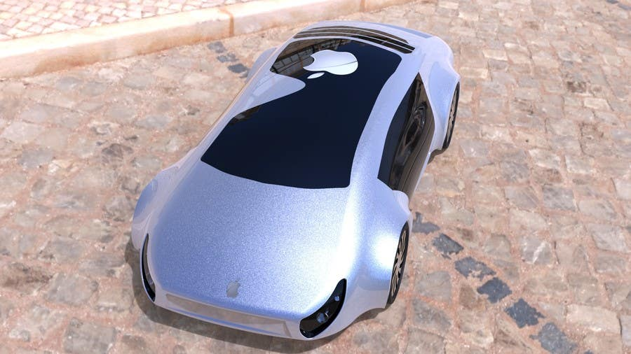 Contest Entry #                                        85                                      for                                         Create a design for the rumored Apple Electric Car