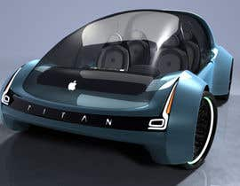 #202 for Create a design for the rumored Apple Electric Car by maximchernysh