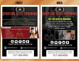 #5 para Design a Flyer for Personal Training Business por infosouhayl