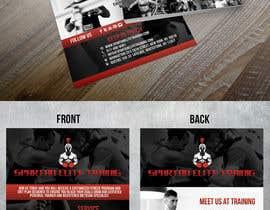 #7 para Design a Flyer for Personal Training Business por abudabi3