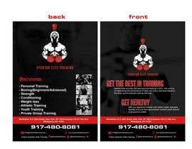 #2 para Design a Flyer for Personal Training Business por jhess31