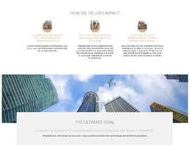 #29 for Create an updated design for my website by vtykhonov