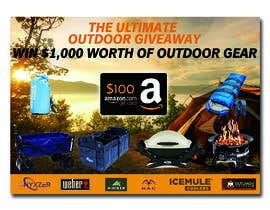nº 50 pour OUTDOORS GIVEAWAY par irfananis07