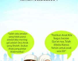 #3 untuk Design a brochure for reading Qur'an course oleh asiifali1
