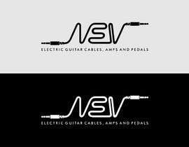 Nro 240 kilpailuun Logo Design for a guitar company käyttäjältä franklugo