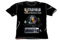 Proposition n° 2 du concours Graphic Design pour Battlefield Tactical Warfare Pack [Gaming] T-shirt Design