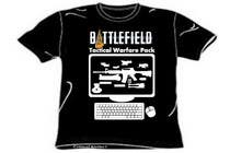 Proposition n° 6 du concours Graphic Design pour Battlefield Tactical Warfare Pack [Gaming] T-shirt Design