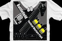Proposition n° 58 du concours Graphic Design pour Battlefield Tactical Warfare Pack [Gaming] T-shirt Design
