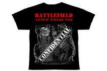 Proposition n° 50 du concours Graphic Design pour Battlefield Tactical Warfare Pack [Gaming] T-shirt Design
