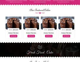 #8 para E-commerce site for cake shop por anusri1988