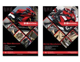 #50 для A5 Leaflet Design от irfananis07