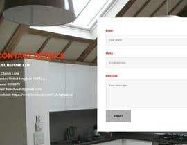 #12 para Quick Job. Contact form on WP site. de Soniakarim21