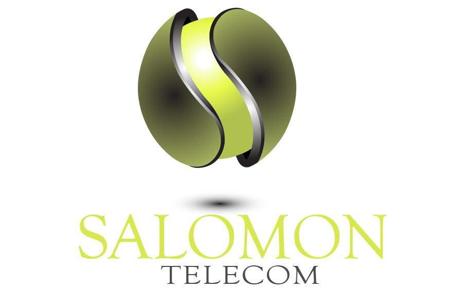 Inscrição nº 239 do Concurso para Logo Design for Salomon Telecom
