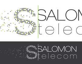 nº 2 pour Logo Design for Salomon Telecom par musabdesign