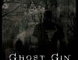 """#35 for I need a front lable for my gin """"Ghost Gin"""" af NatachaHoskins"""