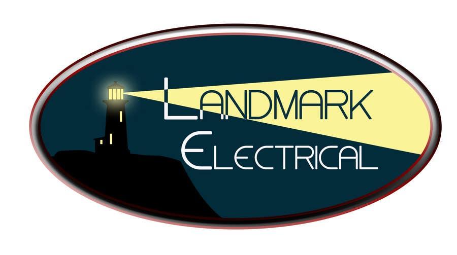 Bài tham dự cuộc thi #                                        45                                      cho                                         Create a business name and Logo Design for Electrical company
