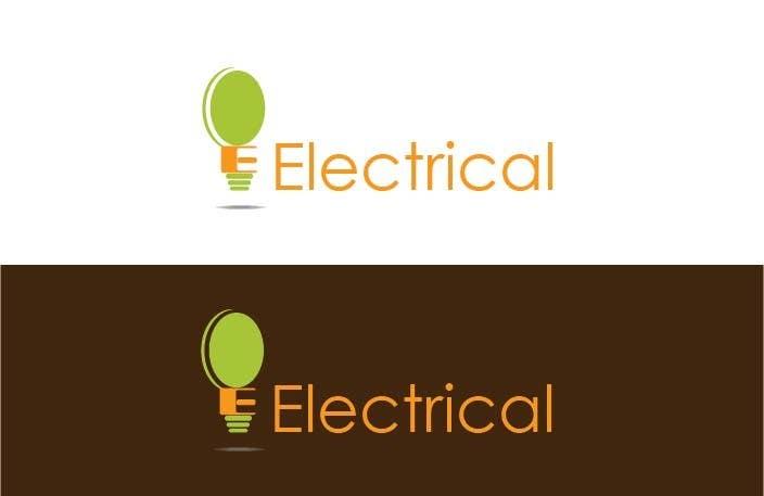 Bài tham dự cuộc thi #                                        27                                      cho                                         Create a business name and Logo Design for Electrical company