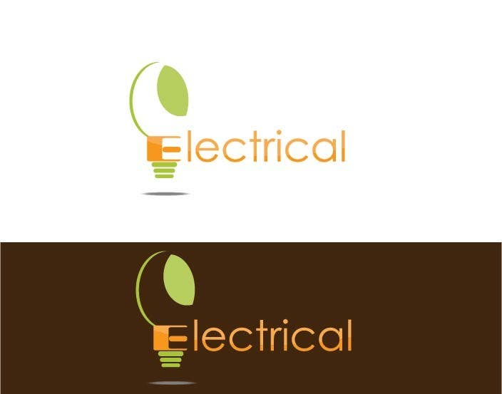 Bài tham dự cuộc thi #                                        29                                      cho                                         Create a business name and Logo Design for Electrical company