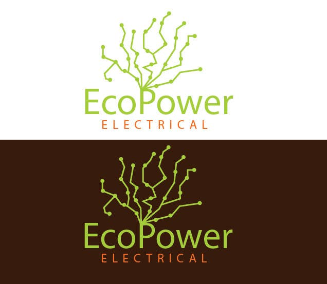 Bài tham dự cuộc thi #                                        32                                      cho                                         Create a business name and Logo Design for Electrical company