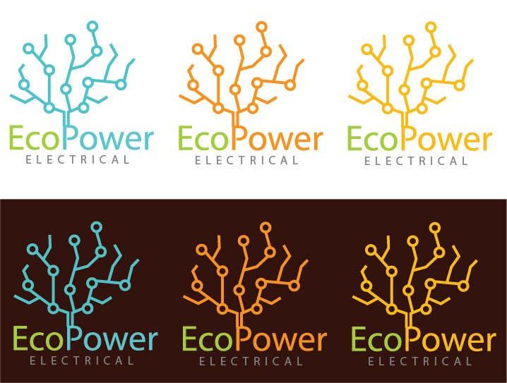 Inscrição nº                                         34                                      do Concurso para                                         Create a business name and Logo Design for Electrical company