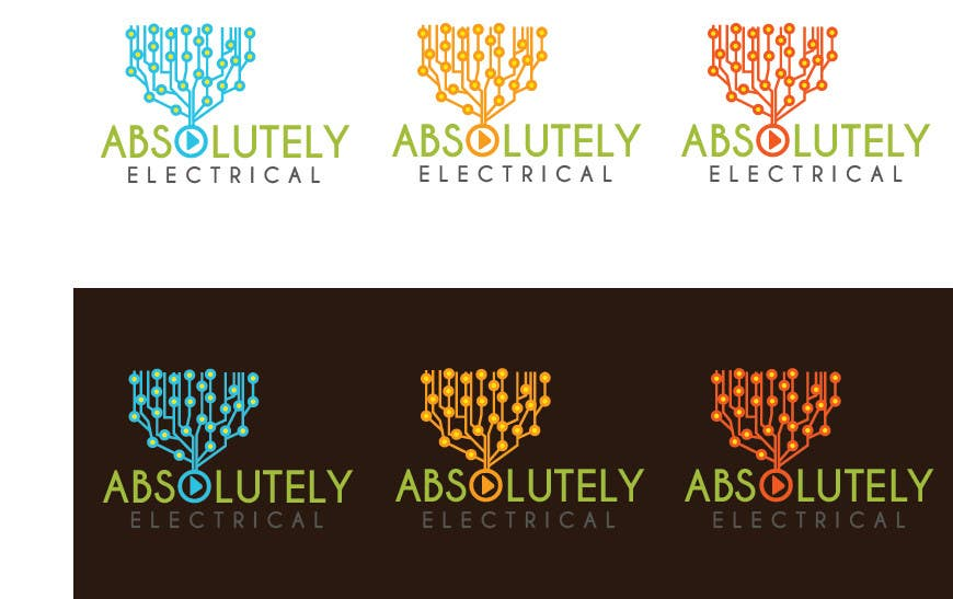 Bài tham dự cuộc thi #                                        75                                      cho                                         Create a business name and Logo Design for Electrical company