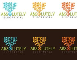 #75 para Create a business name and Logo Design for Electrical company por alexandracol