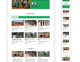#25 for Website for grassroots nonprofit working in Cameroun Africa by webhazrat