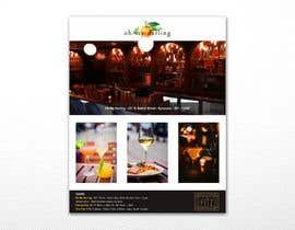 #47 for Restaurant Ad Design af luphy