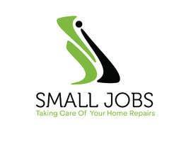 #63 для Small Jobs Logo от sumairfaridi