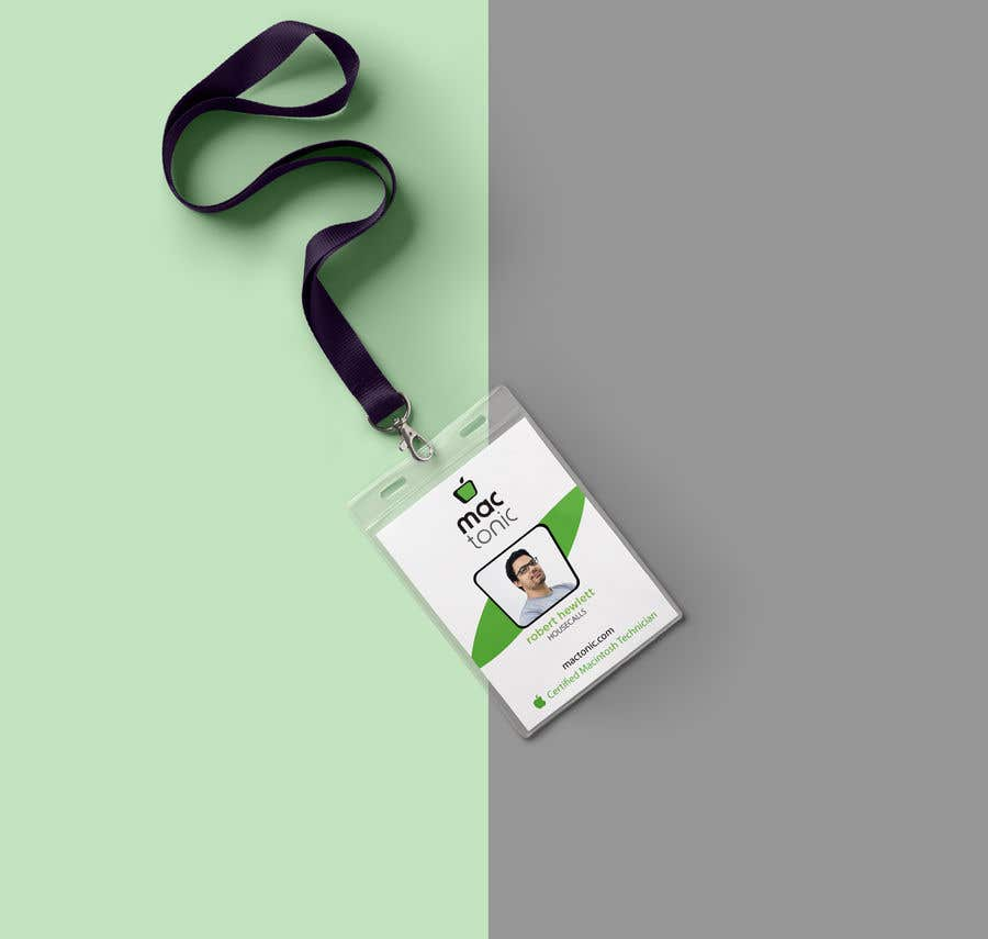 Entry 5 By Shiblee10 For Create Employee Id Badge Template