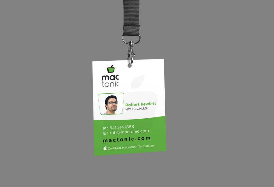 Entry 17 By Shiblee10 For Create Employee Id Badge Template