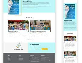 #23 for Design and Word press theme for Charity website by webhazrat