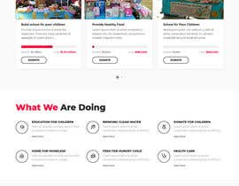 #15 for Design and Word press theme for Charity website by emuict