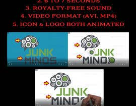 #24 cho Create a Logo Animation bởi WILDROSErajib
