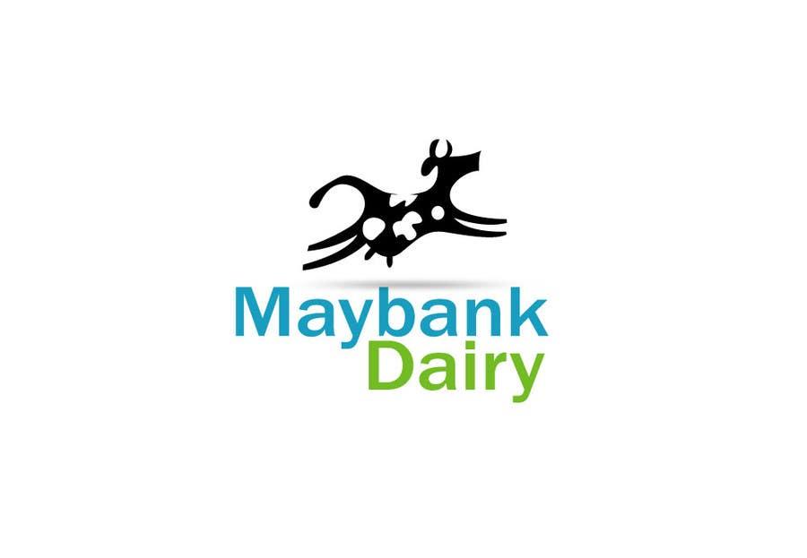 Inscrição nº 110 do Concurso para Logo Design for Maybank Dairy
