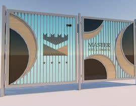 #59 para 3D model of indoor gate de mariiliciious