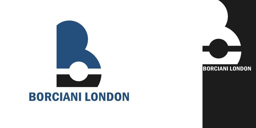 Penyertaan Peraduan #                                        158                                      untuk                                         Design a Logo for Borciani London