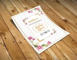 #37 for Editable, Printable, Welcome Sign by naveedahm09