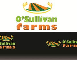 #33 para Logo Design for O'Sullivan Farms por sinke002e