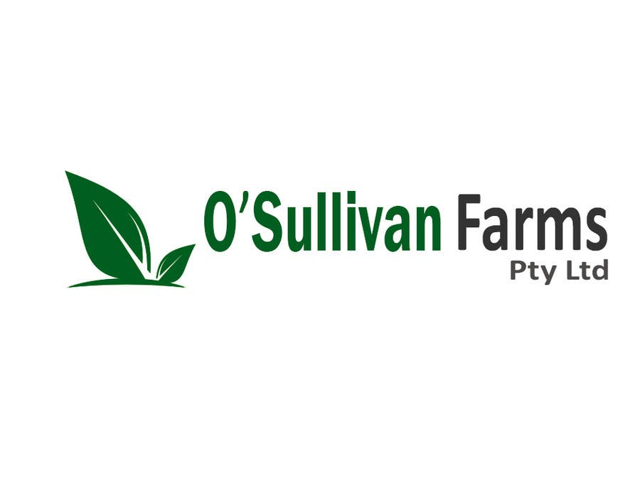 Proposition n°                                        62                                      du concours                                         Logo Design for O'Sullivan Farms