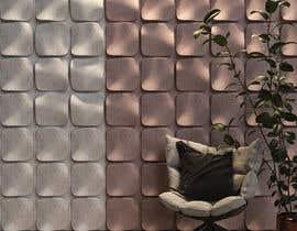 Nro 58 kilpailuun Design of 3D decorative wall tiles made of concrete käyttäjältä cgpov