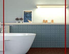 Nro 21 kilpailuun Design of 3D decorative wall tiles made of concrete käyttäjältä besiralwani